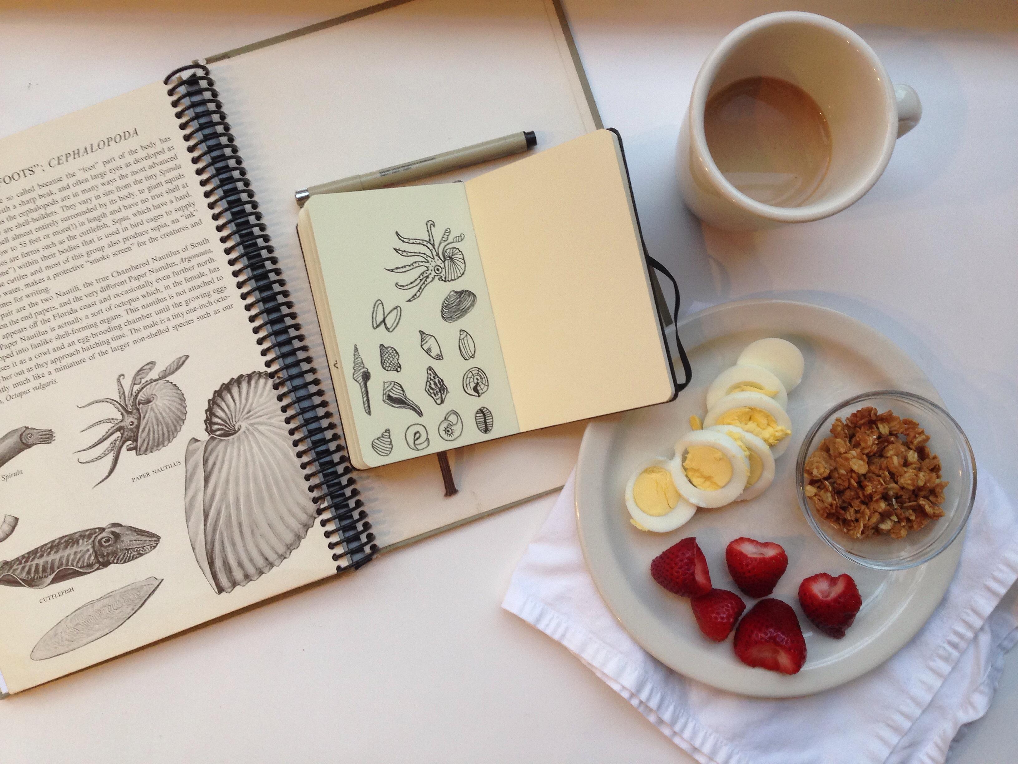 monday morning 111 | year of creative habits